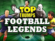 Top Trumps Football Legends